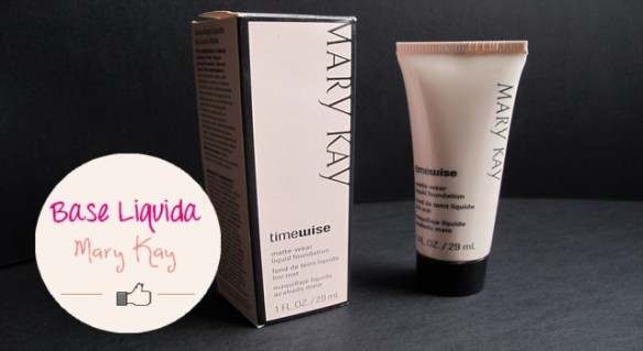 Mary Kay - base liquida